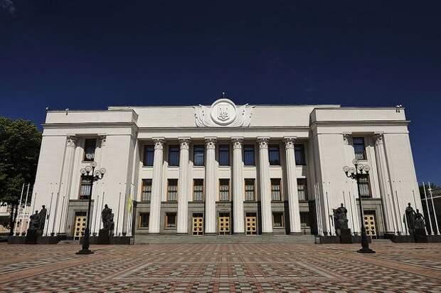 В Раде считают, что Киев хочет развязать «большую войну в Европе»