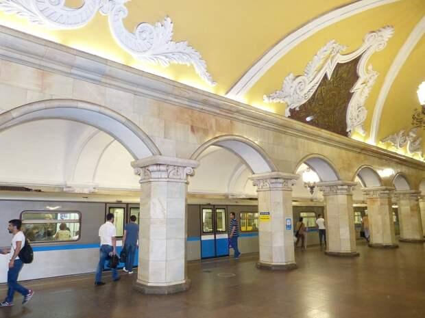 Молодого извращенца задержали в метро Москвы