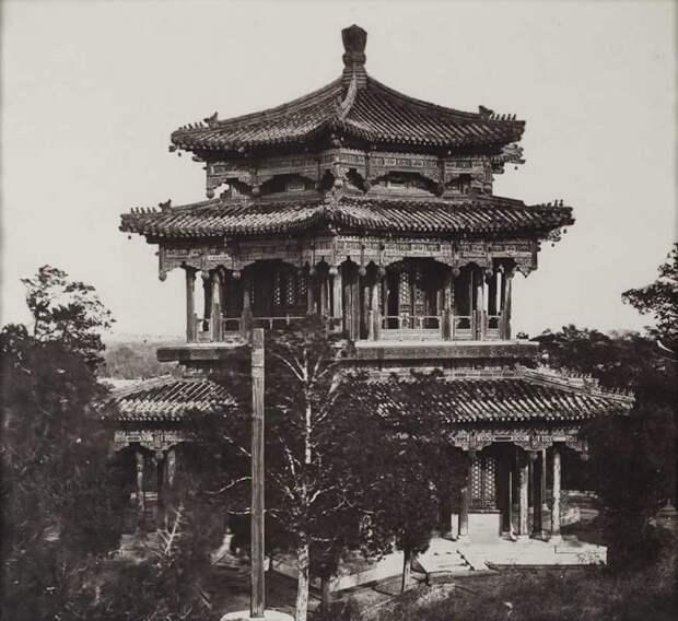 Редчайшие кадры Китая времён династии Цин: природа, люди, города безвозвратно ушедшей эпохи 20