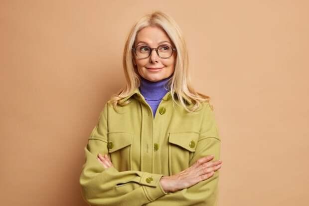Женщина старше 55лет: как жить по-новому?
