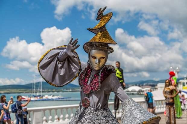 В Геленджике отменен традиционный карнавал по решению Роспотребнадзора