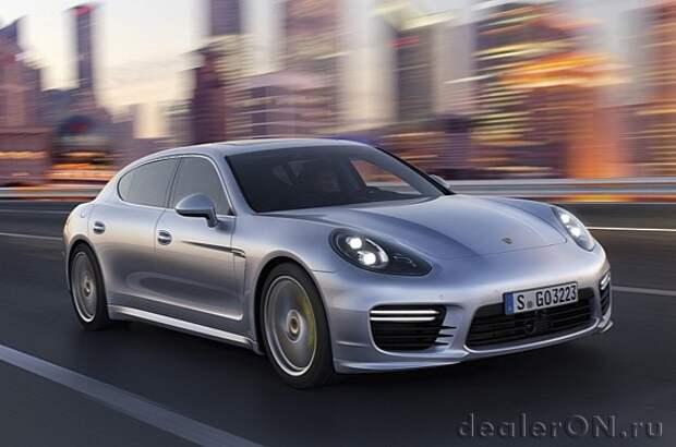 Планы Porsche: Macan занимает значительное место в развитии Porsche