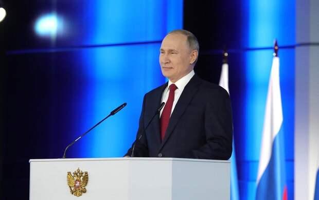 Президент выступит с посланием Федеральному собранию 21 апреля