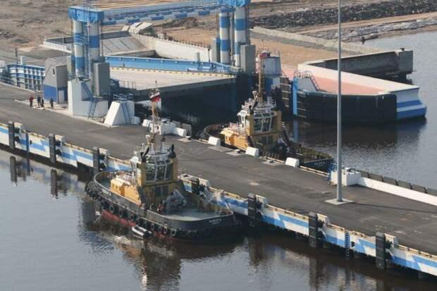 Прибалты пошли ва-банк, увидев как русская Усть-Луга банкротит Вентспилсский порт