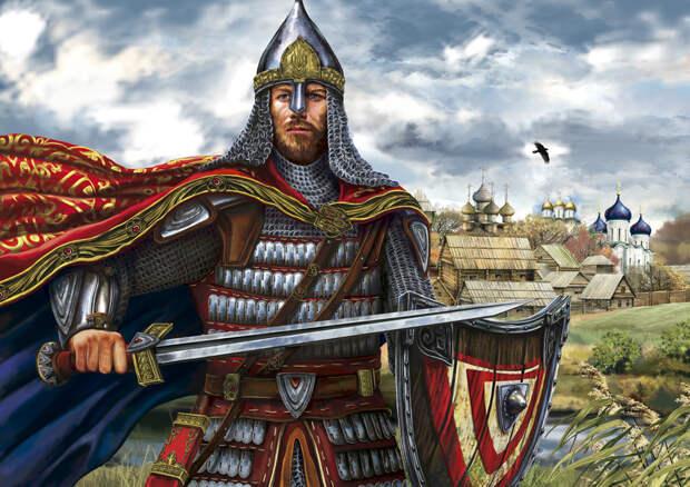 Как воспитывали воинов на Руси богатыри, военное дело, история, русь