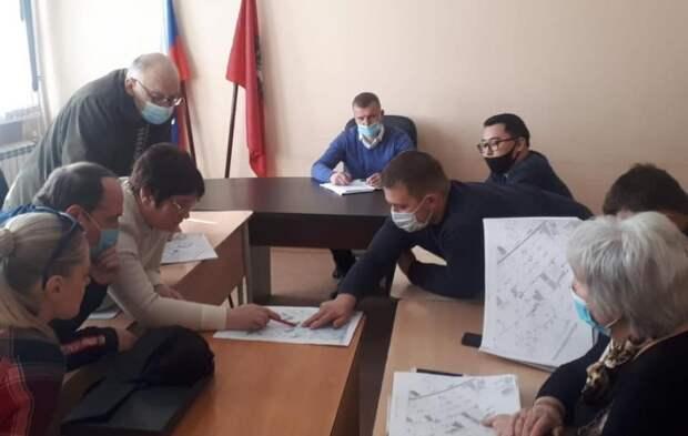 Проект организации дорожного движения в Новоподрезкове будет готов в апреле — ЦОДД