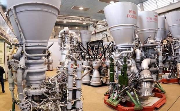 США признались в неспособности заменить российский ракетный двигатель РД-180