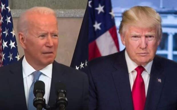 Трамп потребовал от Байдена извинений перед американцами за Афганистан