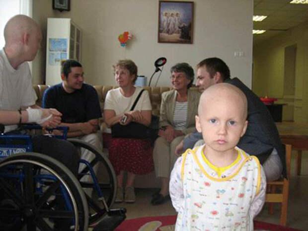 Рай переполнен людьми, болевшими раком: интервью врачом-онкологом Евгением Сергеевичем Павловым