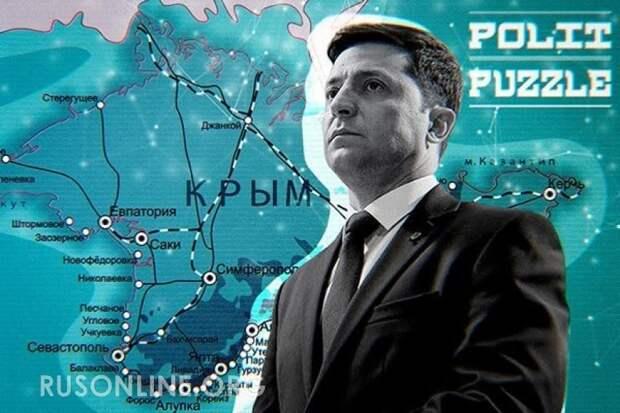 Украина и США готовят планы по силовому захвату Крыма