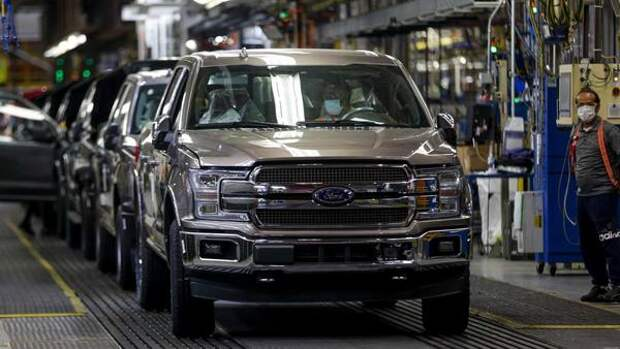 Ford отменил летние каникулы на большинстве своих заводов