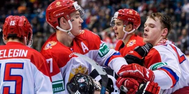 Российская молодежка проиграла во втором матче Суперкубка