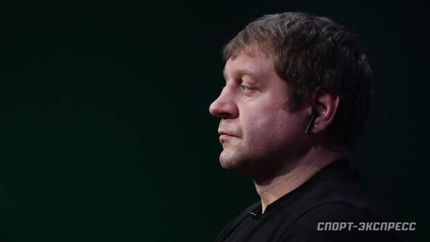 Александр Емельяненко после завершения карьеры готов пойти вполитику