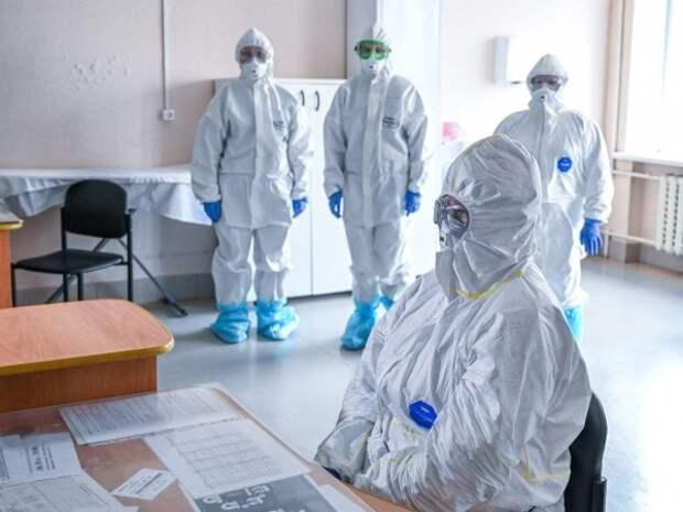 защитный костюм, врачи, коронавирус|Фото: пресс-служба РМК