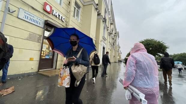 Североатлантический циклон принесет в Петербург и Ленобласть сильный ветер и мокрый снег