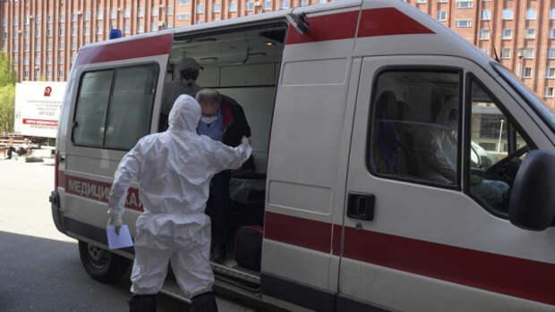 В России за сутки зарегистрировали 6611  новых случая заражения коронавирусом