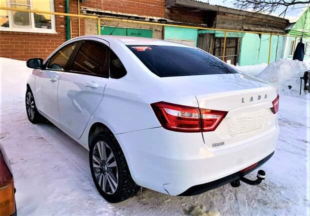Сменил BMW X5 на Ладу Весту. Личный опыт