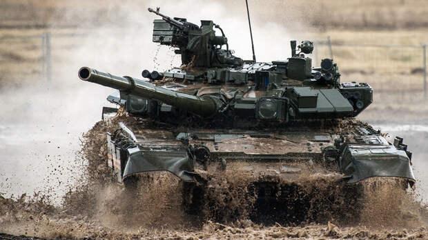 Армия России в 2021 году получит более 170 современных танков