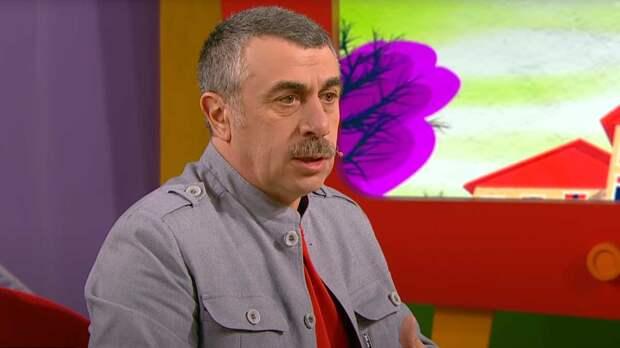 Доктор Комаровский рассказал о пользе сквозняков в пандемию