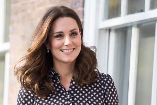 Кейт Миддлтон сравнили с принцессой Disney