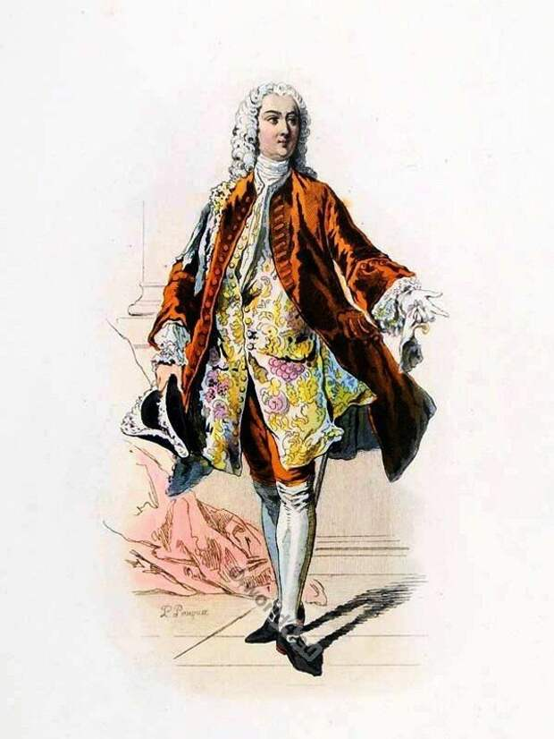 Мужские штаны как символ революции