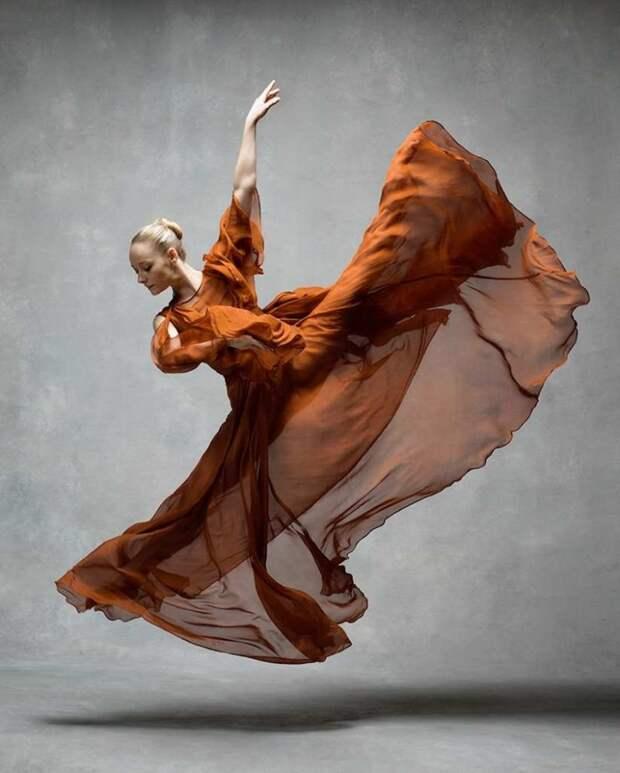 ФОТОСЕССИЯ. Волшебство танца в NYC Dance Project