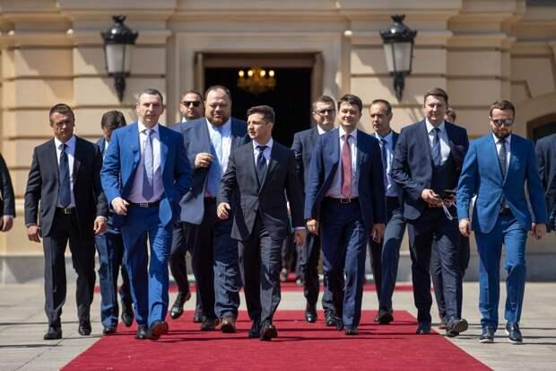 Украинская власть официально признала себя фашистской хунтой