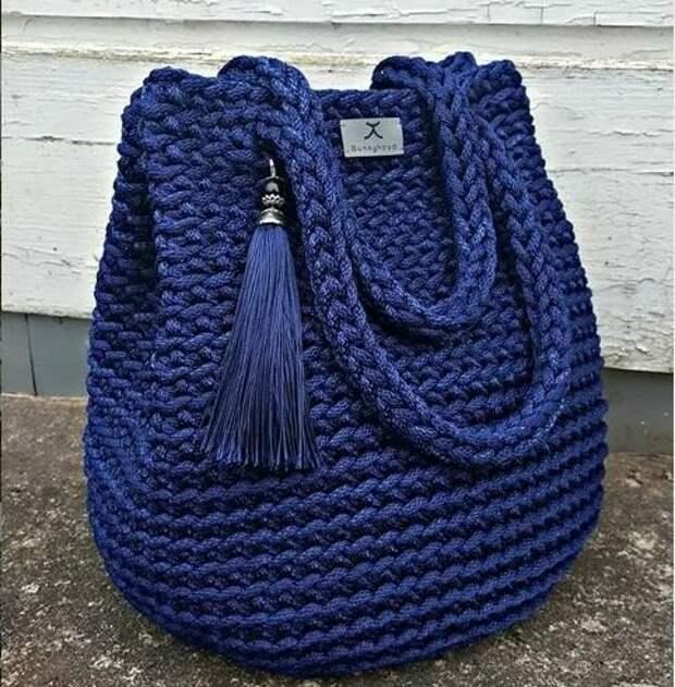 Много сумок не бывает? Свяжите себе ещё одну! Подкидываю идеи и схемы