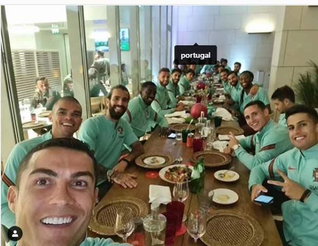 Сборная Португалии и «Ювентус» лишились Криштиану Роналду