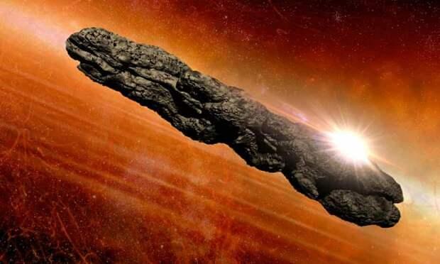 Ученый: внеземные технологии – это «быстрый билет» в будущее для человечества