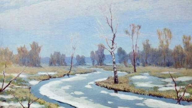 Грачи прилетели: тест RT о весне на картинах русских художников