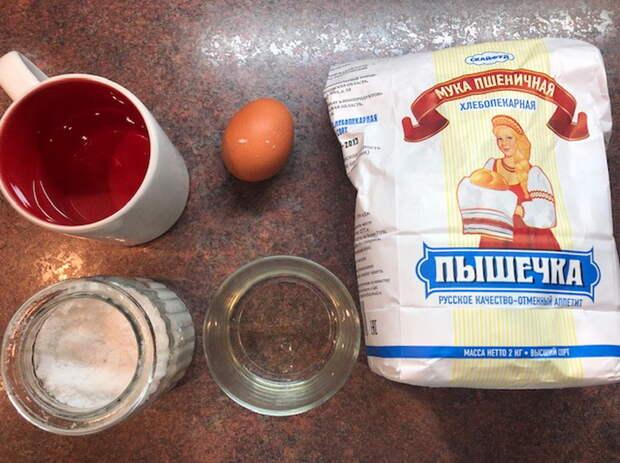 Шикарная выпечка с капустой – тесто очень простое и тонкое, а начинки много