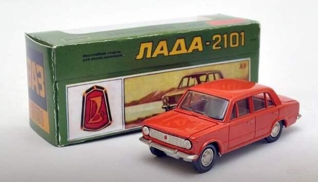 ВАЗ-2101 с заводским индексом А9 авто, автомобили, коллекционирование, масштабная модель, моделизм, модель автомобиля, хобби