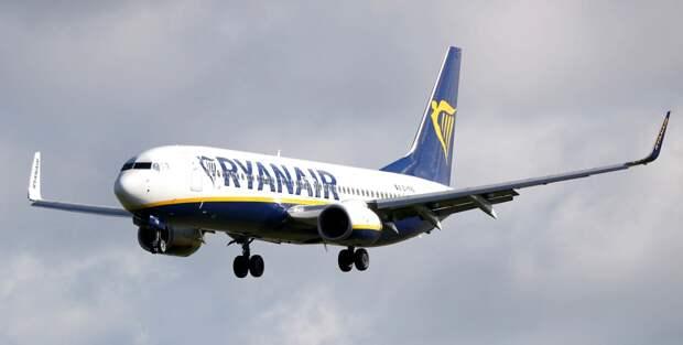 Европа возмущена инцидентом с экстренной посадкой самолета Ryanair в Минске