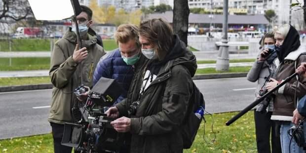 Собянин принял решение о поддержке начинающих кинорежиссеров. Фото: Ю. Иванко mos.ru