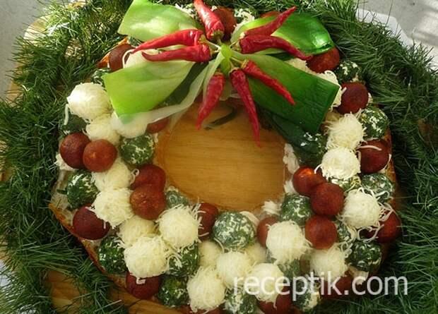 Новогоднее украшение блюд21 (500x359, 189Kb)