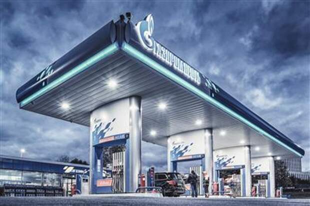 """Сеть АЗС """"Газпромнефть"""" ввела в эксплуатацию в 2020 году 44 станции"""