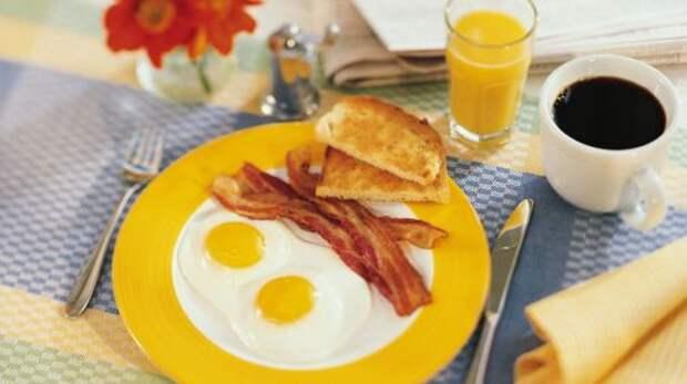 Кто ест по утрам, тот поступает мудро