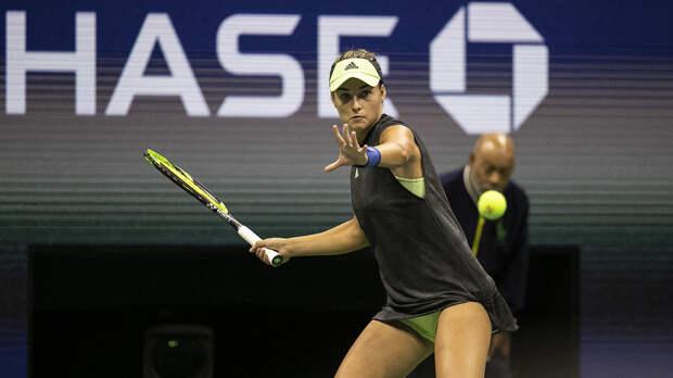 Стивенс высказалась о своём поражении от Калинской на US Open