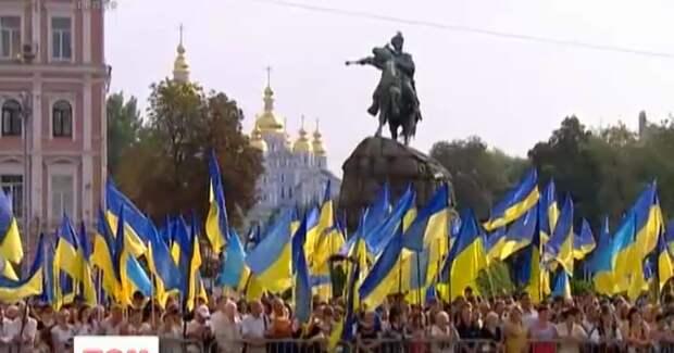«Неправильные» украинцы властям не нужны