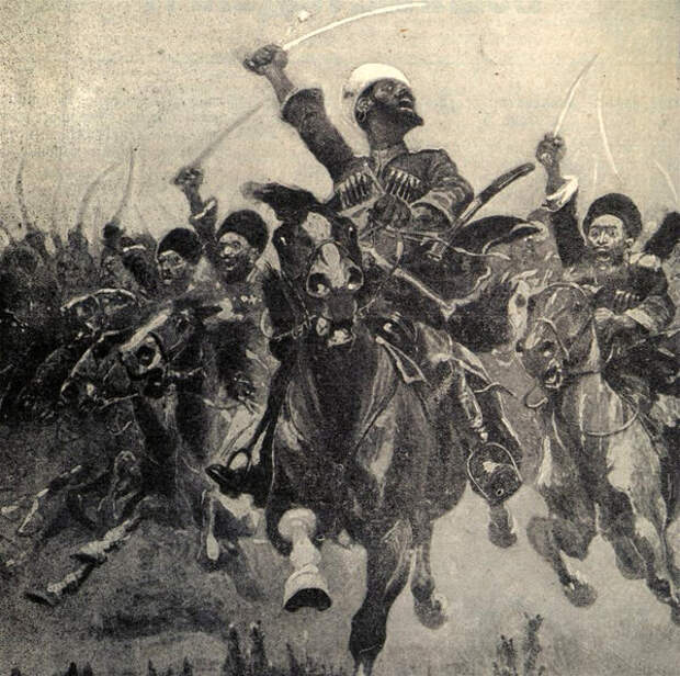 «Дикая дивизия» – спецназ Российской империи?