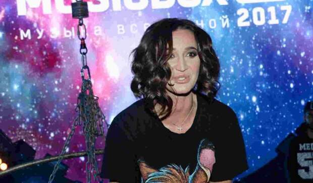 Начинающая фигуристка: Ольга Бузова получила серьезную травму на съемках проекта