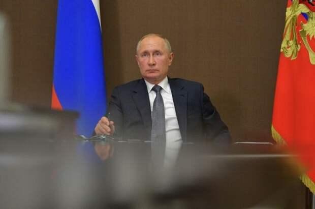 Путин освободил от должности замглавы МЧС РФ Барышева