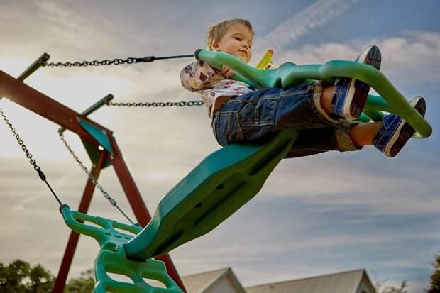 В Северном благоустроят 11 детских площадок