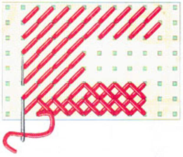 Увеличение в начале ряда (фото 8)