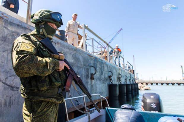 Крымский мост атаковали фальшивые террористы