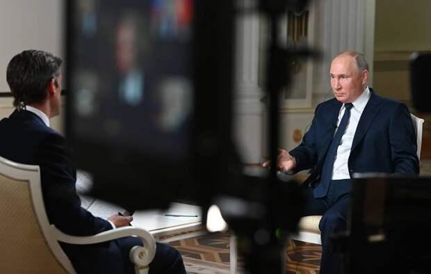 Американские журналисты облажались с переводом интервью Путина