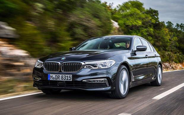 BMW не станет прекращать поставки машин из-за ЭРА-ГЛОНАСС
