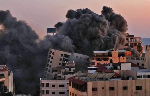 Израиль против Палестины – война геронтократов у власти