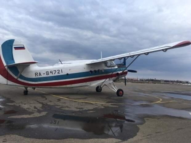 На Кубани ненастоящий пилот самолета возил пассажиров